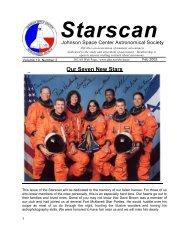 Our Seven New Stars - Riverofstars.net