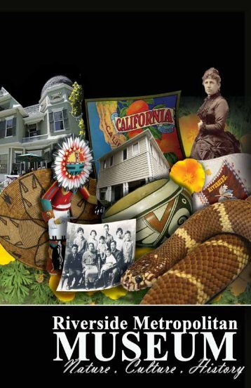 Museum Brochure - City of Riverside