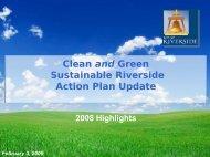 September 2008 - City of Riverside