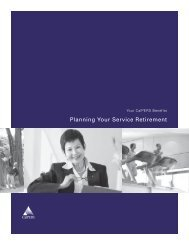 Planning Your Service Retirement - City of Riverside