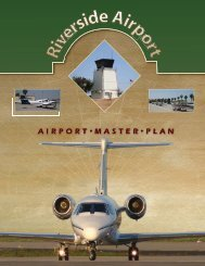 Airport Master Plan - City of Riverside