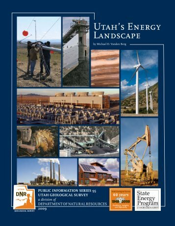 2009 - Utah's Energy Landscape - Living Rivers Home Page
