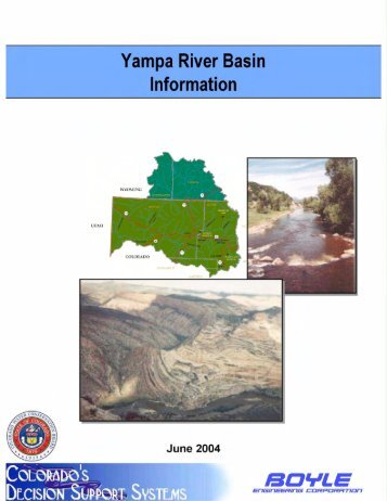 Yampa - Living Rivers Home Page