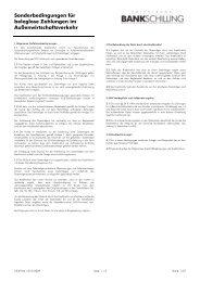 18.09.04 Sonderbedingungen für beleglose Zahlungen im ...