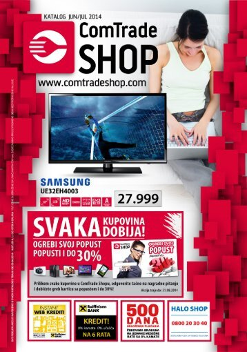 ComTrade SHOP_Katalog Jun-Jul 2014