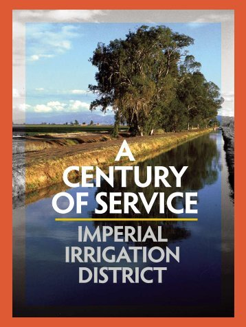 IMPERIAL IRRIGATION DISTRICT - Living Rivers Home Page