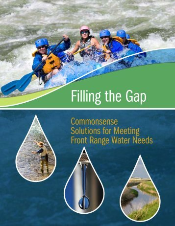 Filling The Gap - Western Resource Advocates