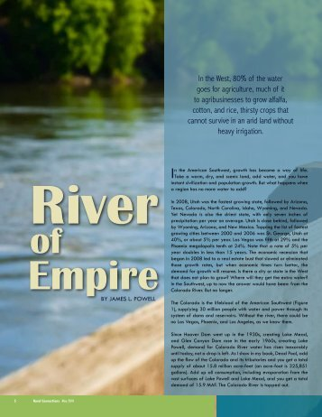 River of Empire - Living Rivers Home Page