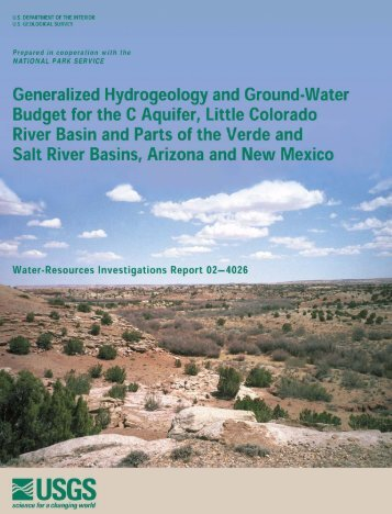 WRIR 02-4026 BOOK.book - Living Rivers Home Page