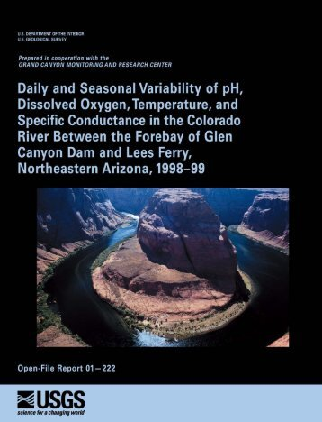 OFR 01-222 BOOK.book - Living Rivers Home Page