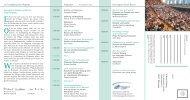Flyer 34. Fortbildung für Pflegende - B. Braun Stiftung