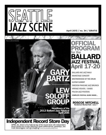 Download - The Ballard Jazz Festival