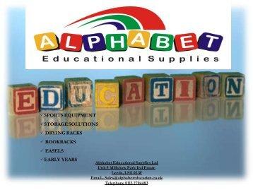 Wire Work – Book Racks - Alphabet Educational Supplies