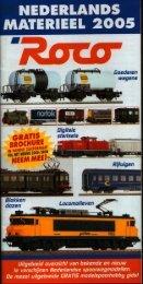 Roco Nederlands Materieel 2005.pdf - NSE Software