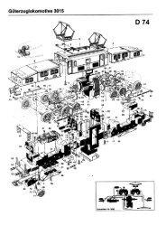 Elektr. Güterzuglokomotive Art. 3015 D—74 - NSE Software