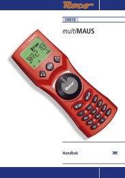 multiMAUS WEB S.indb - Fleischmann