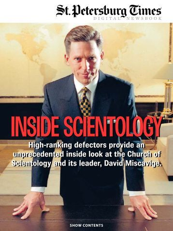 Inside Scientology - Reynolds Journalism Institute