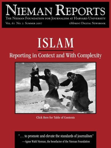 Islam - Reynolds Journalism Institute