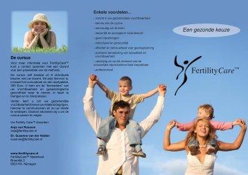 FertilityCare - RK Activiteiten