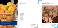Jahresbericht 2004 / 2005 - Bund der Selbständigen in Bayern