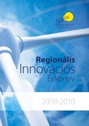 Regionális Évkönyv 2009-2010 - MTA Regionális Kutatások Központja