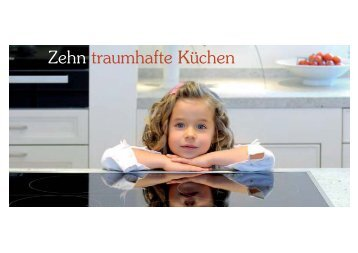 Zehn traumhafte Küchen