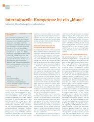 """Interkulturelle Kompetenz ist ein """"Muss"""" - RKW"""