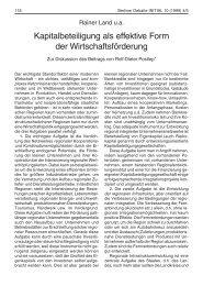 Berliner Debatte Initial 10(1999) - Rainer Land Online Texte