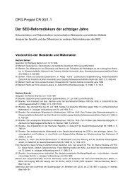 Bestandsverzeichnis - Rainer Land Online Texte