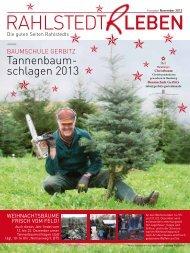 aktuelle Ausgabe - Rahlstedt R Leben