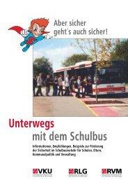 mit dem Schulbus Unterwegs - Schulbus.Net