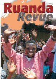 Ausgabe 2/2006 - Partnerschaft Ruanda