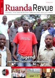 Jugend - Partnerschaft Ruanda