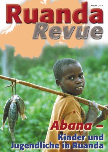 Ausgabe 2/2004 - Partnerschaft Ruanda