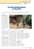 Soziale Randgruppen - Partnerschaft Ruanda - Seite 3