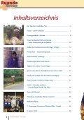 Ausgabe 1/2003 - Partnerschaft Ruanda - Seite 2