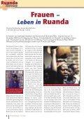 Ausgabe 1/2003 - Partnerschaft Ruanda - Seite 4
