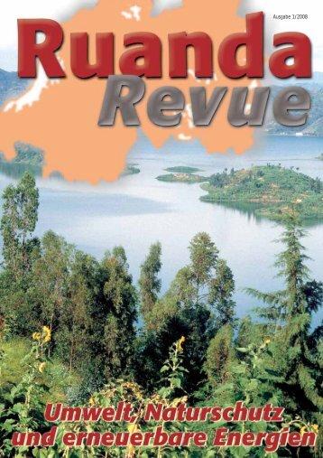 Ausgabe 1/2008 - Partnerschaft Ruanda