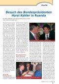 Ausgabe 1/2008 - Partnerschaft Ruanda - Seite 3