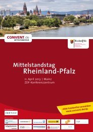 anmeldung - in Rheinland-Pfalz