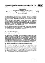 SPIO Stellungnahme AE JMSt V 21 01 2010
