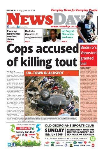 Newsday 13 June 2014