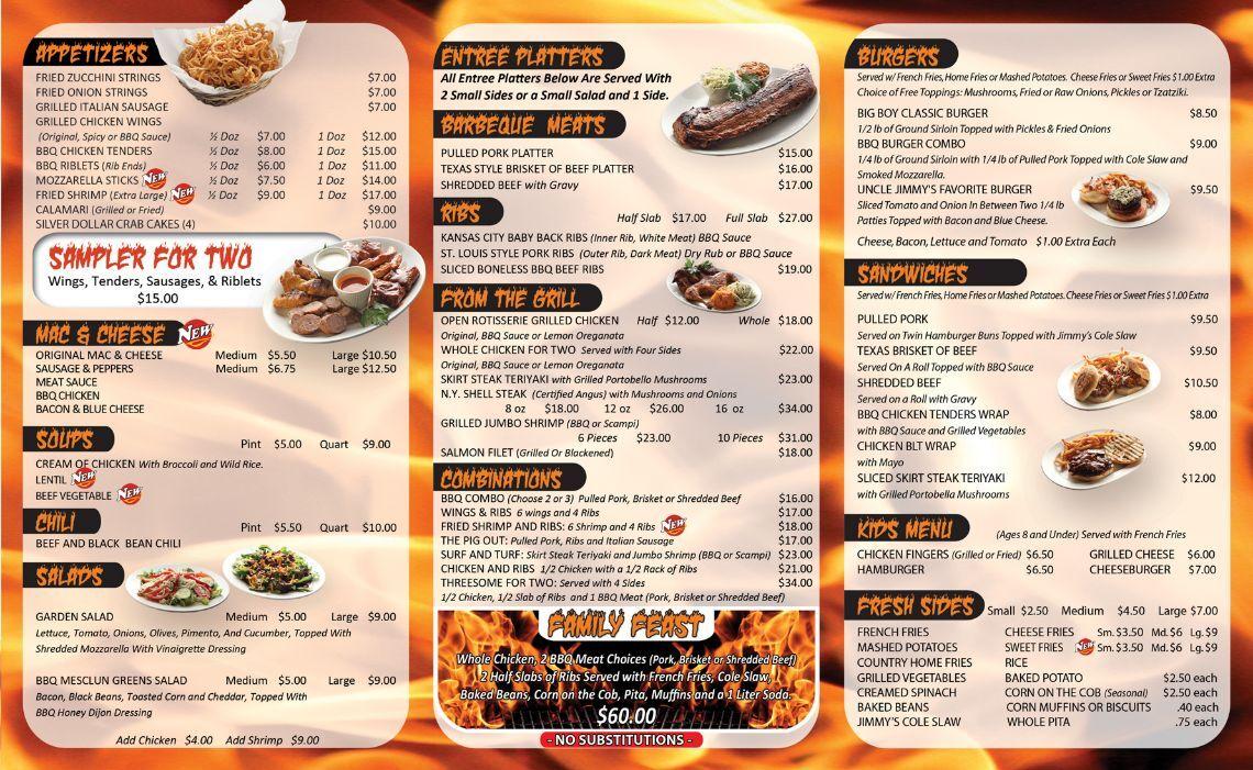 1 free magazines from bbqbrooklyn com for X cuisine miri menu