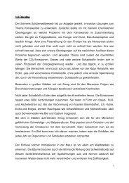 1.0 Die Idee Der Siemens Schülerwettbewerb hat zur ... - BBS-ohz