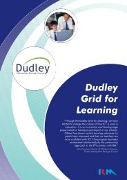 Dudley Grid for Learning - RM.com