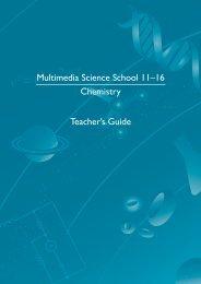 Science Content Guide - RM.com