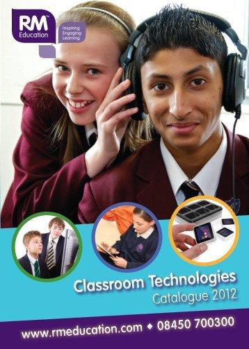 Classroom Technologies Classroom Technologies - RM.com