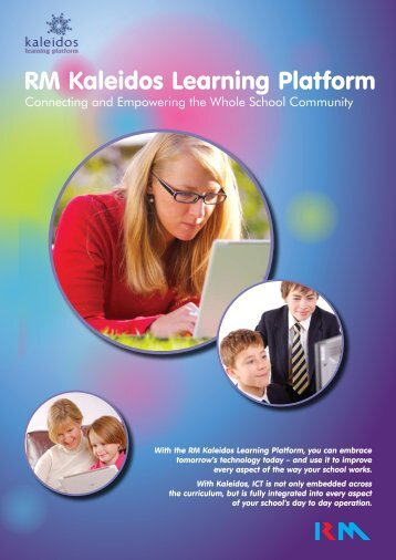 RM Kaleidos Learning Platform - RM.com