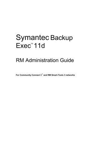 SymantecBackup - RM.com