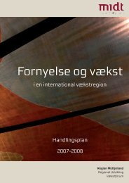 Handlingsplan - Region Midtjylland